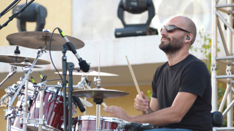 Forte Village 2014 – sound check