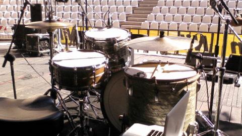 Colapesce Drum set_Un meraviglioso declino_2012
