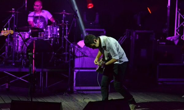 Colapesce live @ Aritmia Mediterranea festival - Molfetta 2012