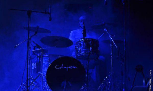 Colpesce live @ Tescaccio Roma 2012