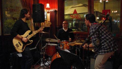Fuori Orario Trio live 2013