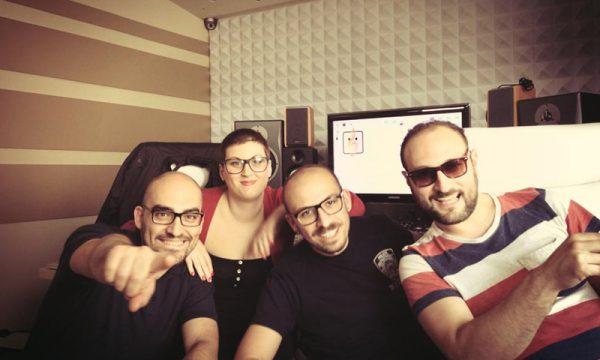 Ibleart studio - Vittoria (RG) con Nadia Marino, Vincenzo Fontes, Vincent Migliorisi - 2012