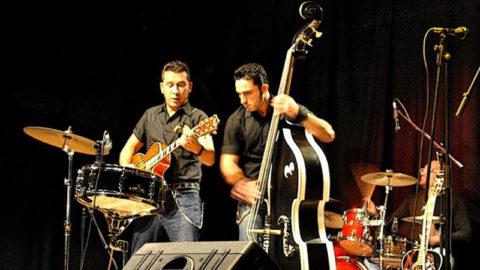 Strike Band – 2009