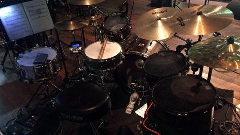 DrumMa set – live 2018
