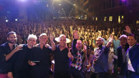 Tullio De Piscopo & Jazz Friends – Bologna 2018