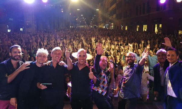 Tullio De Piscopo & Jazz Friends - Bologna 2018