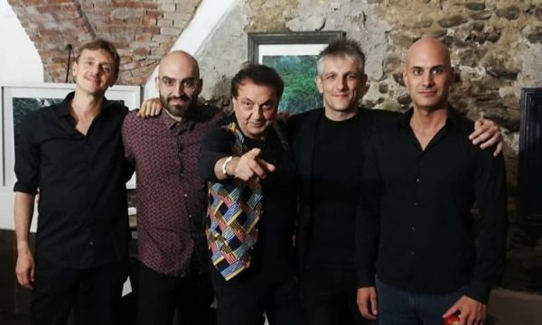 Tullio De Piscopo & Jazz Friends - Miasino Jazz Festival 2019